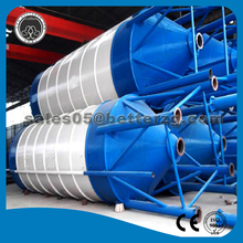 Bolted concrete batching plant cement silo Assembly bolted 100T 200T 300T 500T cement storage silo for sale,100T cement silo
