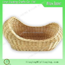 2017 antique willow wicker baby baskets baby wicker moses basket
