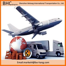 Perfume/Cosmetic products air freight from China to PAKISTAN