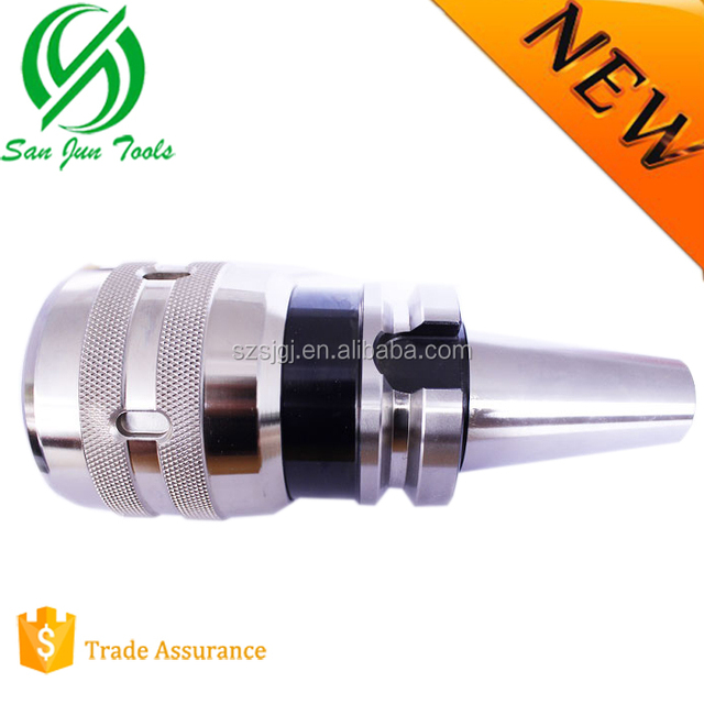 High precision BT40-C32 cnc milling machine powerful collet chuck