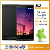 5.5 inch OGS screen no brand octa core high configuration android smart phone