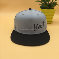 New Design Brushed Cotton Embroidery Snapback