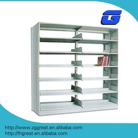 Stable OEM colorful portable book shelf