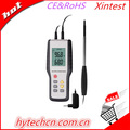 High quality Digital Anemometer Air Wind Flow Meter Hot Wire Thermo Anemometer