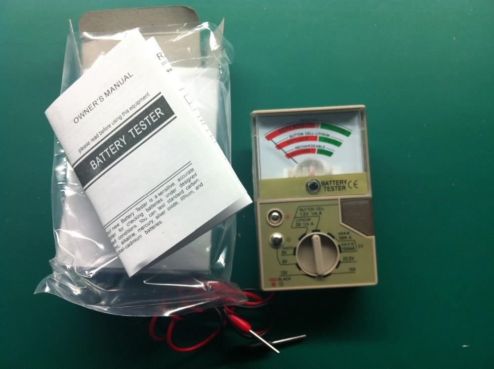 Household Battery Tester : V digital household battery capacity tester buy aroma