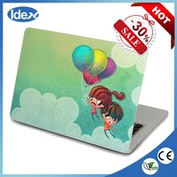 new more designs plastic protective shell case for macbook pro and macbook air