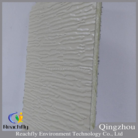 Soundproof and waterproof PU foam sandwich insulated metal wall panel/board