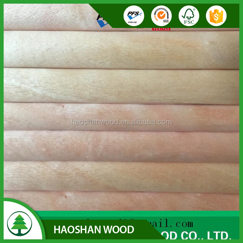 Natural Rotary Cut 0.3mm Okoume Veneer