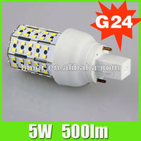 Home hotel office use low cost e27 5w high power led bulb
