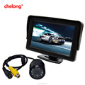"4.3"" car monitor with camera car reversing system"