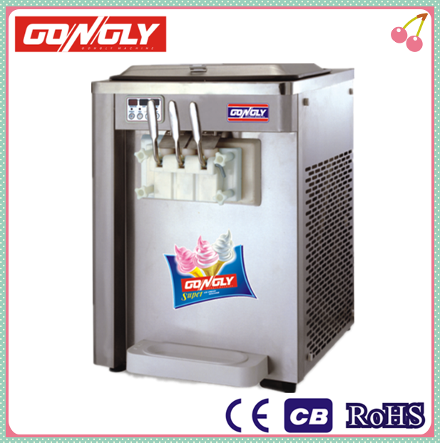 ice cream machine/soft ice cream machine /icecream maker