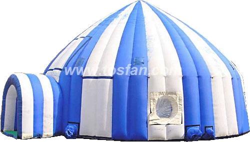 Hot sale custom made inflatable bubble tent inflatable camping tent F4045