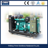 3-Phase AC brusheless alternator water cooled 400kva diesel generator set price list