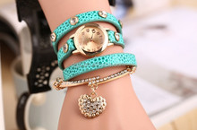 2016 fashion vintage ladies watch classical wrist watch vintage bracelet watch