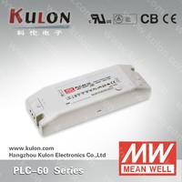 Mean Well 60W 12V UL CE CUL UL1310 class 2 power unit LED Power Supply/led driver