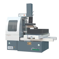 Professional wire cut charmilles edm machine