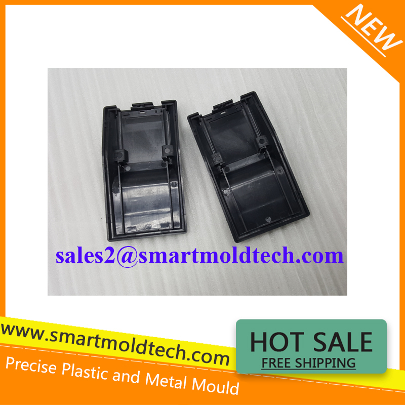 Plastic mold and injection---Plastic casing for electronics