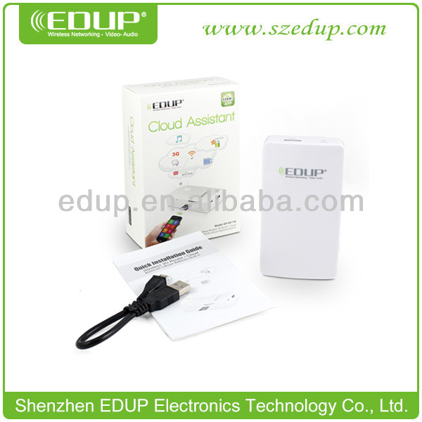 3g wifi router with external antenna and power bank for mobile charge