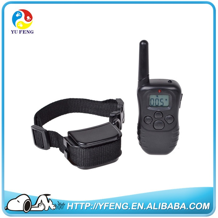Most Competitive Products Hot Selling Remote Control Best Electronic Dog Training Collar