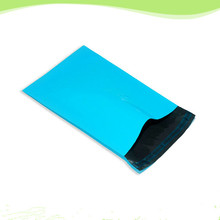Blue color Self Sealing Poly Mailers Envelopes/Customized Poly Mailer/Courier Bags To protect the product safe