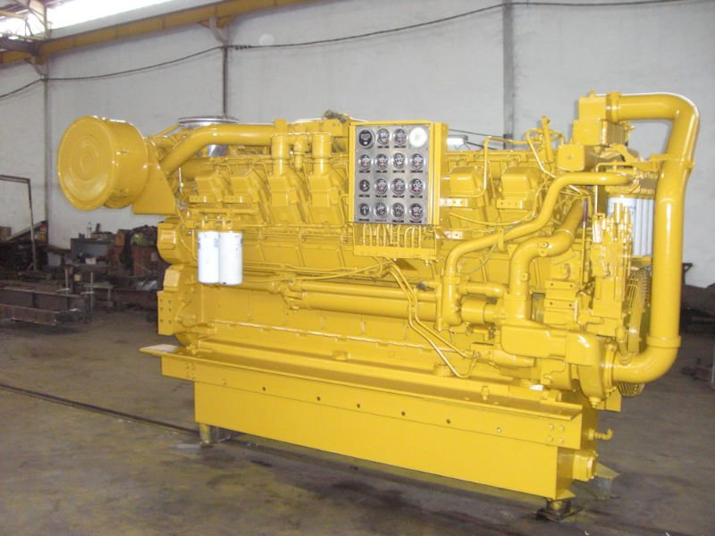 used Caterpillar Marine Engine 3516DITA