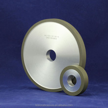 Diamond and CBN Grinding Wheels for sharpening carbide tools