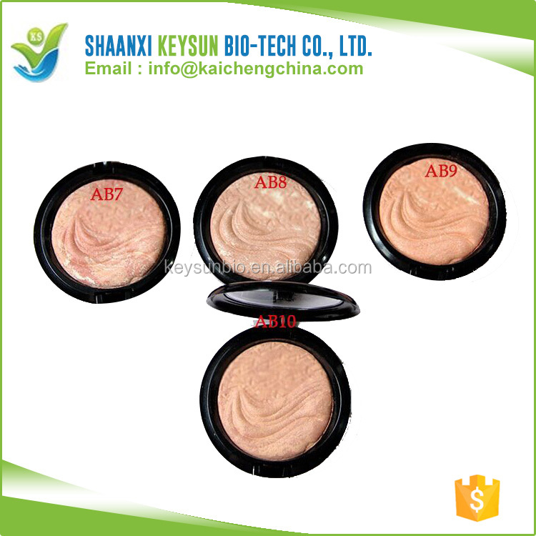Recommend Wholesale The Multi-Colored private label highlighter pressed powder