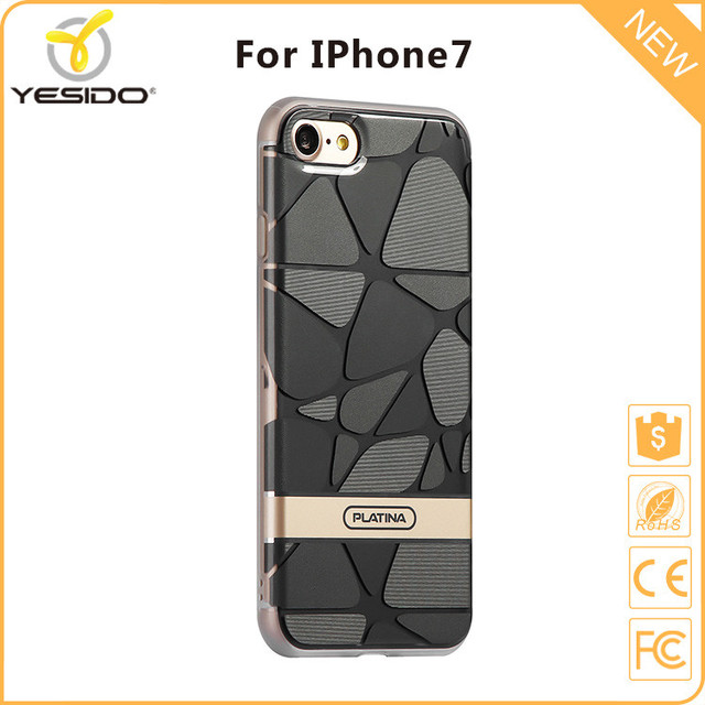 Alibaba China 3d imd sublimation special phone cases sublimation hybrid telephone case for iphone 7 case