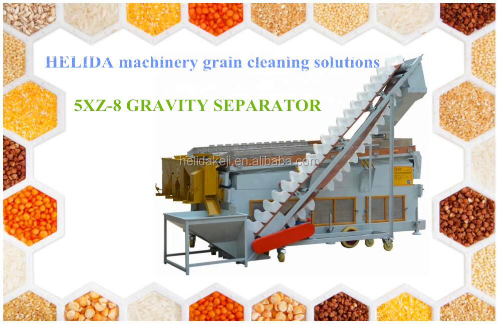 Grain Seeds Specific Gravity Separator