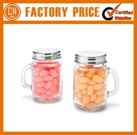 Popular Sale Plastic Acrylic Mason Jar With Lid And Straw