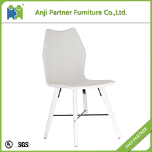 PU cover modern durable dining room high back chair (Wutip)