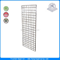 Chroming metal wire fence panel