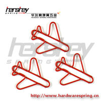 airplane shape metal paper clip manufacturer
