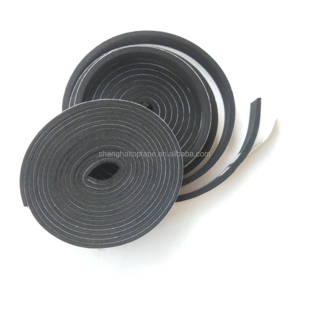 high standard 3mm*30mm epdm foam tape youtube for Telecoms Jointing