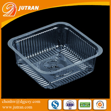Eco-friendly PP Custom Design Clear Fruit Blister Packaging Tray