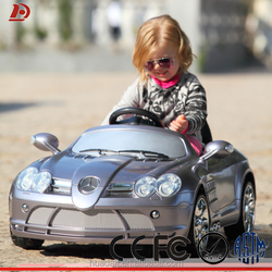 2015 License Benz Children Ride on Car with 2.4 G R/C