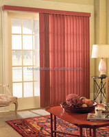 decorative vertical blinds sheer and curtains from Factory