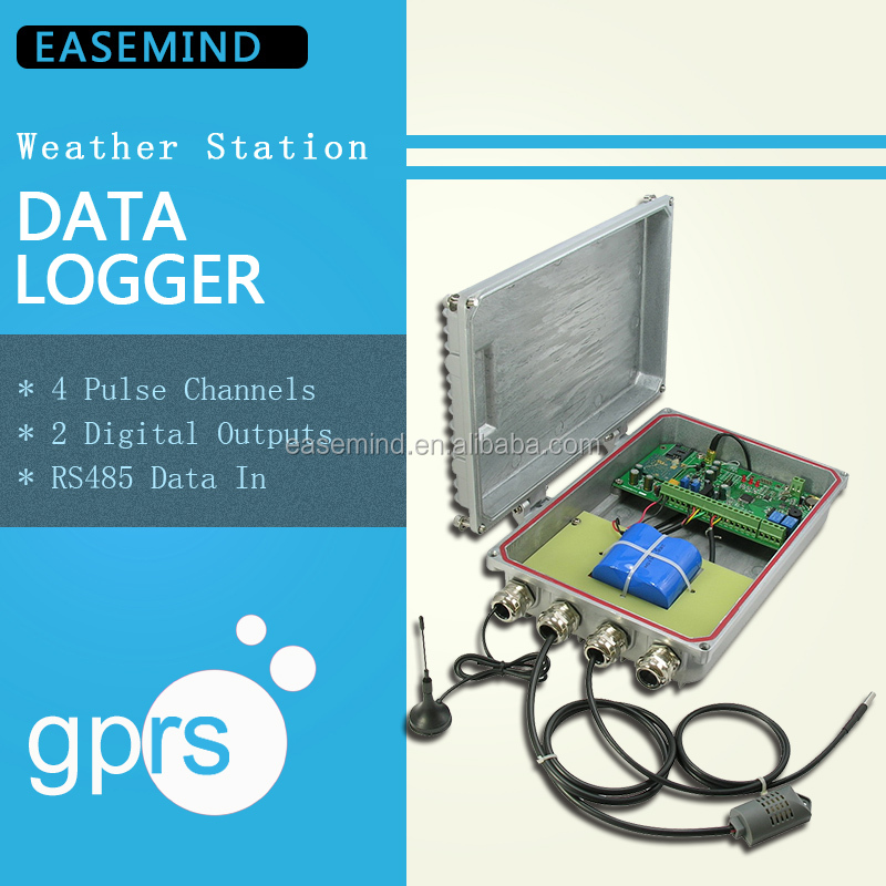 Windows Software for the EASEMIND Data loggers and Weather Station Wireless Transmitters