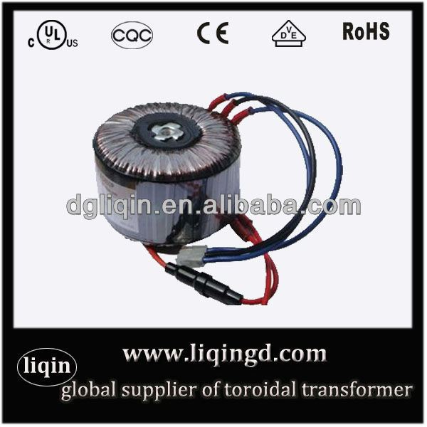 cut current transformer 130VA cores outside
