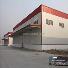 low cost durable shed steel prefab kit