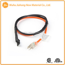 PVC Outer Insulation heat tracing pipe antifreez heating cable price