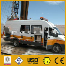 Wellhead Mobile Drilling Rig Xmas Tree Pressure Testing Equipment for Oil and Gas Completion