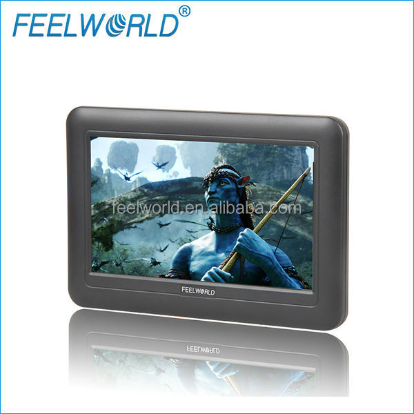 FEELWORLD 800*480 7 usb monitor touchscreen for computer display