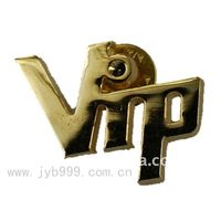 Metal letter badge - OEM service offered(JYB-010)
