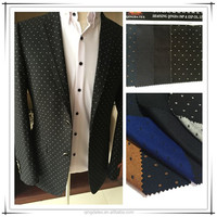 W2051Popular men's suit polyester viscose uniforms fabric for teachers