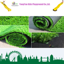 Environmental wear-resistance synthetic lawn soccer artificial grass for football