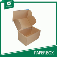 CORRUGATED CARTON BOX IN STANDARD SIZE FOR SHIPPING
