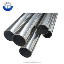 high quality 304 polishing decorative stainless steel pipe