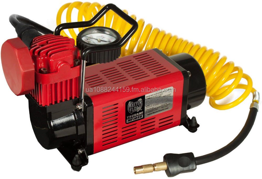 NEW Master Flow MF-1050 Tsunami High Volume Portable Air Compressor
