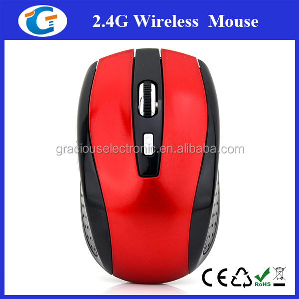 Corporate premium gifts Fancy Computer Accessory Mini Wireless Mouse